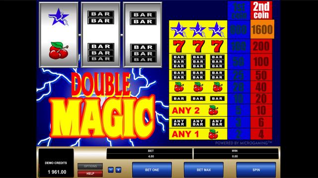 популярный слот Double Magic 8