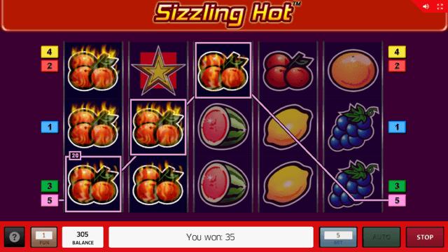 игровой автомат Sizzling Hot 13
