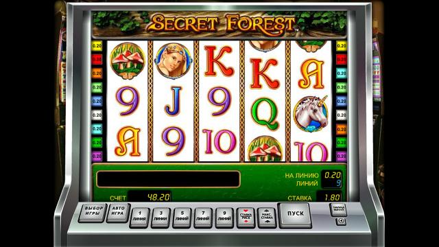 онлайн аппарат Secret Forest 2