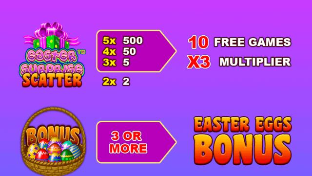 игровой автомат Easter Surprise 5