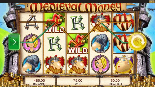 онлайн аппарат Medieval Money 10
