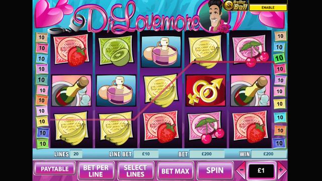 популярный слот Dr Lovemore 6
