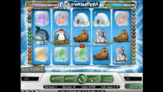 игровой автомат Icy Wonders 8