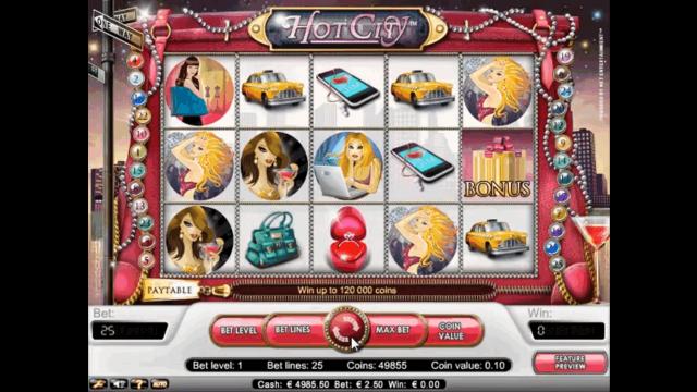 онлайн аппарат Hot City 8