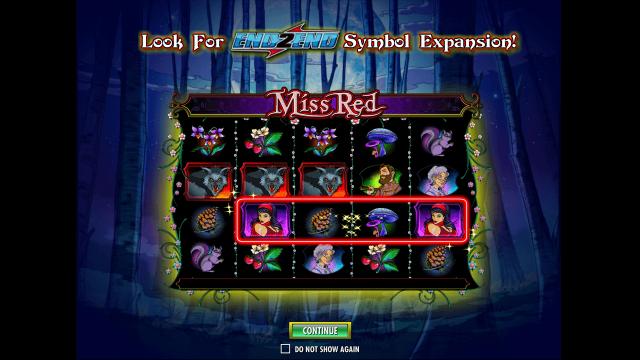 онлайн аппарат Miss Red 1