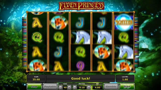 популярный слот Elven Princess 9