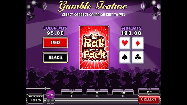 популярный слот The Rat Pack 3