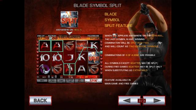 игровой автомат Blade 7