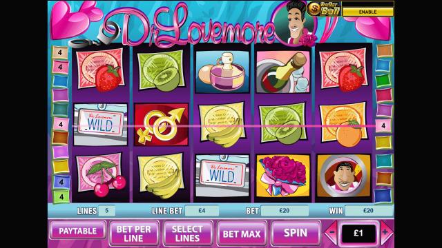 игровой автомат Dr Lovemore 3