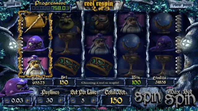 игровой автомат Enchanted 10