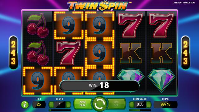 игровой автомат Twin Spin 3