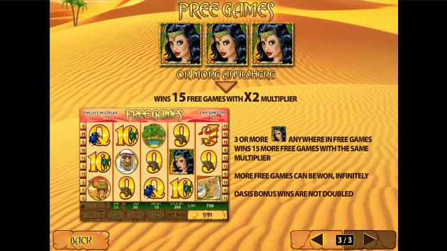 онлайн аппарат Desert Treasure II 5