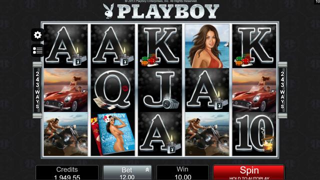 популярный слот Playboy 20