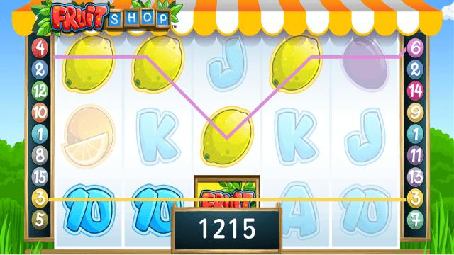 онлайн аппарат Fruit Shop 9