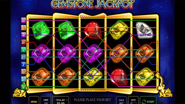 игровой автомат Gemstone Jackpot 4