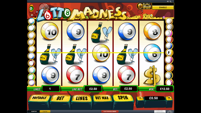 игровой автомат Lotto Madness 10
