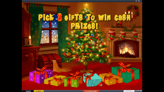 игровой автомат Santa Surprise 9