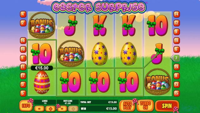 игровой автомат Easter Surprise 6