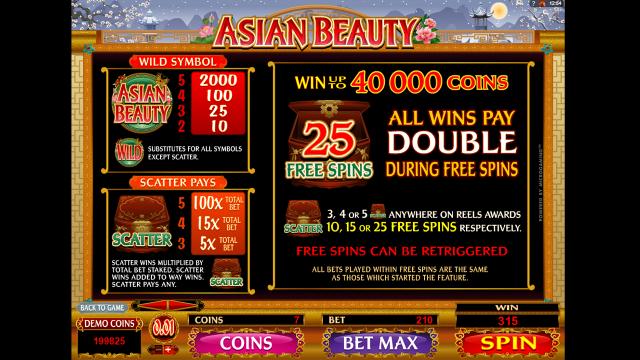 популярный слот Asian Beauty 1