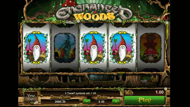 онлайн аппарат Enchanted Woods 5