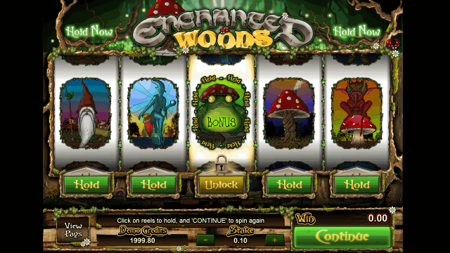 онлайн аппарат Enchanted Woods 3