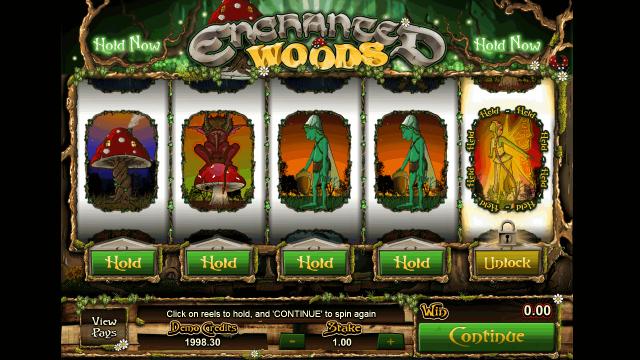 онлайн аппарат Enchanted Woods 9
