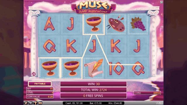 популярный слот Muse 10