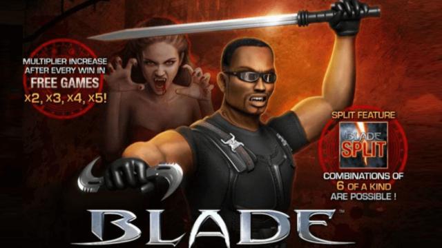 игровой автомат Blade 1