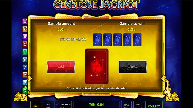 онлайн аппарат Gemstone Jackpot 2