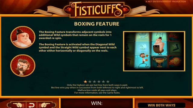 популярный слот Fisticuffs 4