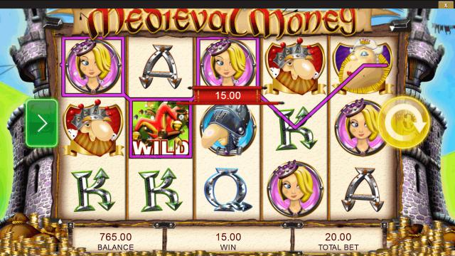 онлайн аппарат Medieval Money 6