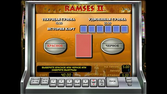 популярный слот Ramses II 7