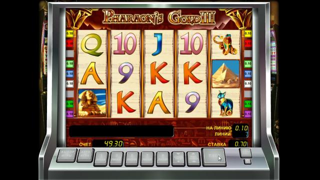 игровой автомат Pharaoh's Gold III 2