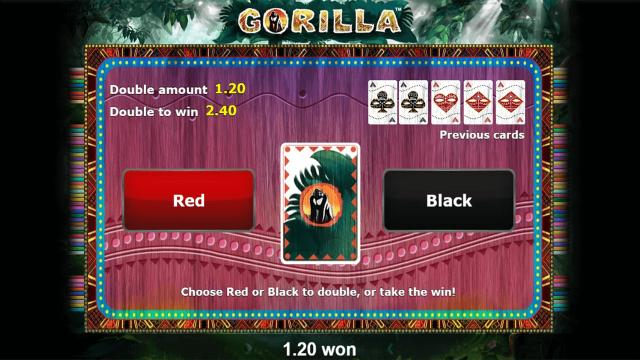 игровой автомат Gorilla 3
