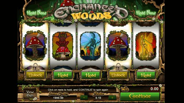популярный слот Enchanted Woods 2