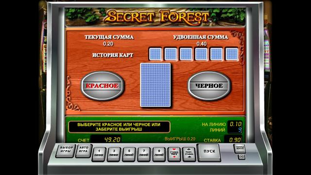 игровой автомат Secret Forest 7