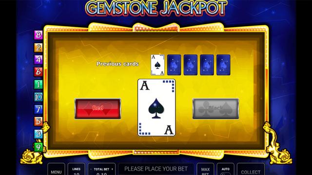игровой автомат Gemstone Jackpot 3