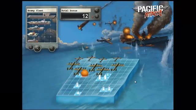 онлайн аппарат Pacific Attack 2