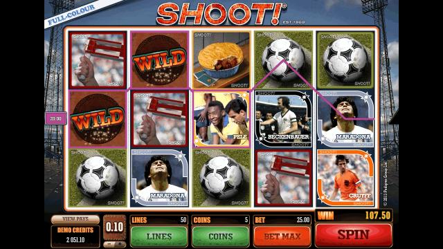 игровой автомат Shoot! 3