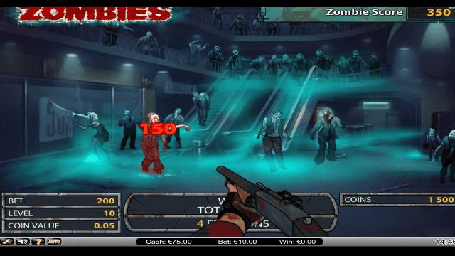 популярный слот Zombies 8