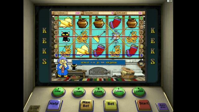 игровой автомат Keks 7