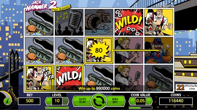игровой автомат Jack Hammer 2 3