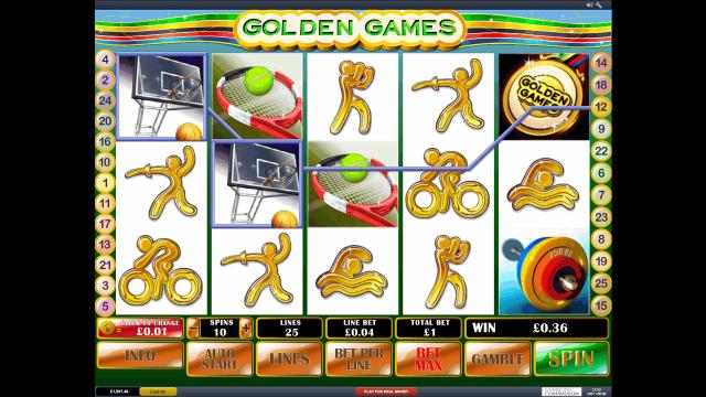 онлайн аппарат Golden Games 7