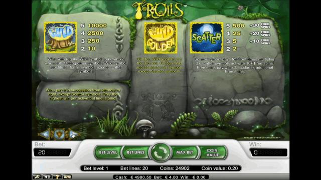 онлайн аппарат Trolls 1