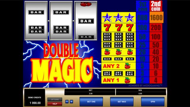 популярный слот Double Magic 1