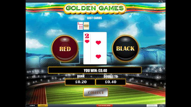 популярный слот Golden Games 5