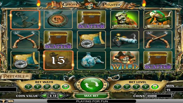 онлайн аппарат Ghost Pirates 5