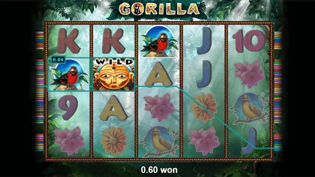 игровой автомат Gorilla 1