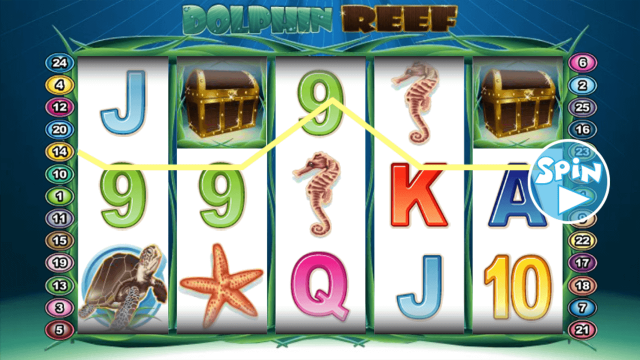 онлайн аппарат Dolphin Reef 2