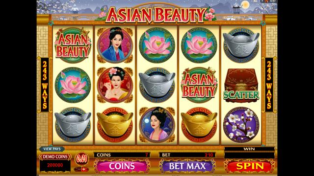 онлайн аппарат Asian Beauty 6